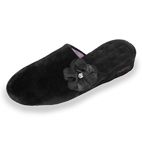 Isotoner Chaussons mules femme Femme