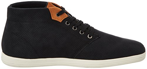 British Knights Copal Mid, Hohe sneakers homme Noir (Black)