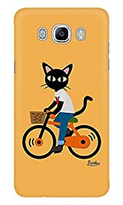 Dreambolic Summer Cycling Mobile Back Cover