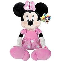 SIMBA 6315878713 Disney La Casa de Mickey - Peluche de Minnie básico ...