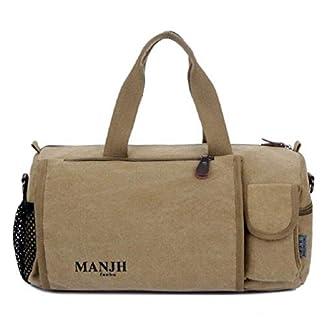 BEIBAO Bolso al aire libre del bolso de la lona del bolso al aire libre de la mochila al aire libre, desgaste al por mayor del lienzo del desgaste sólido de la lona de la alta calidad, bolso simple y pr