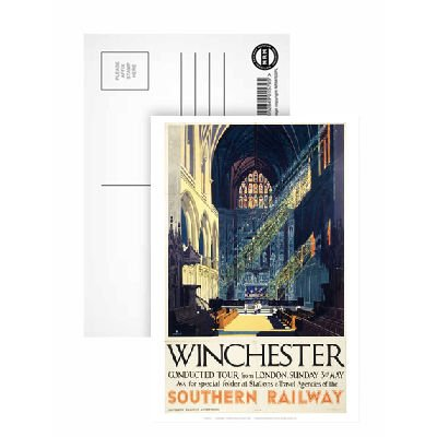 winchester-inside-cathedral-postcard-pack-of-8-highest-quality