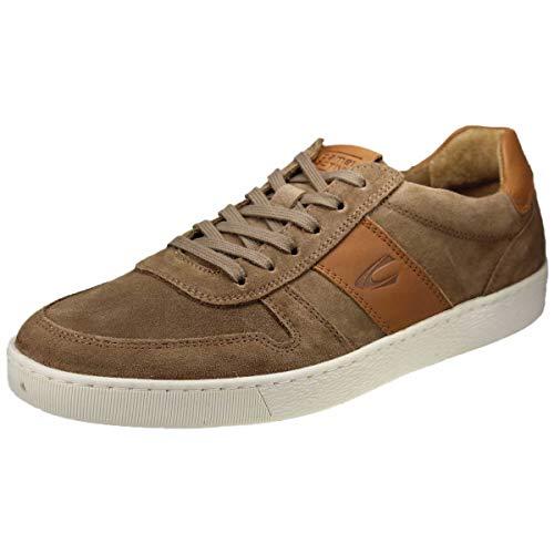camel active Herren Tonic 12 Sneaker, Braun (Mud/Nature 4), 44 EU -