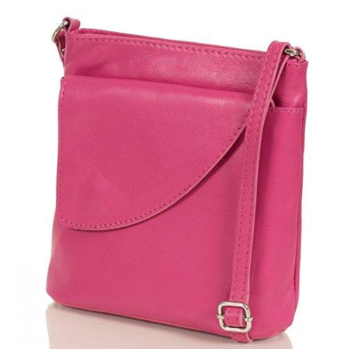 GROUP DE LUXE, Borsa a spalla donna pink