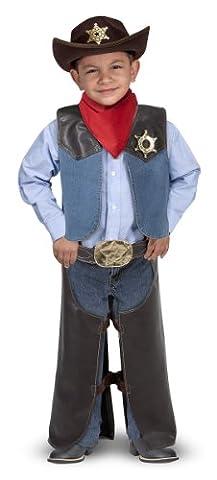 Melissa & Doug - 14273 - Cowboy-Kostüm