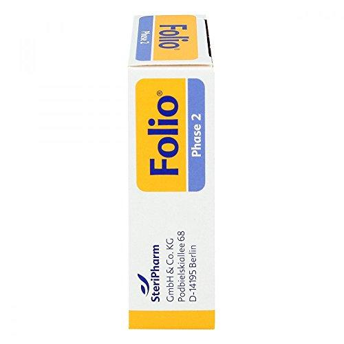 SteriPharm Pharmazeutische Produkte Folio 2 filmtabletten - 2