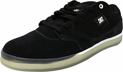 Dc Cole Lite S Se, Chaussures Skate Homme Noir Noir / Noir / Blanc