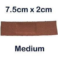 500x Steroplast Premium Qualität Stoff Medical Grade Schnitt Pflaster Medium 7,5cm x 2cm preisvergleich bei billige-tabletten.eu