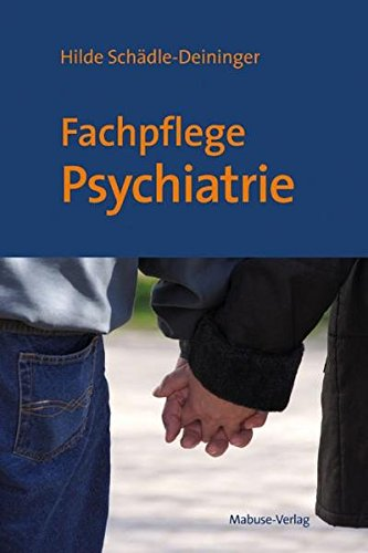 Cover »Fachpflege Psychiatrie«