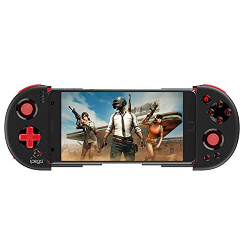 Bescita6 Kabellos Bluetooth Spiel Regler Gamepad Joystick für Android Tablette PC TV-Box Drahtloses Stretch Mobiles Griff -