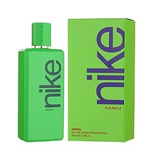 Nike Man Eau De Toilette Natural Spray, 100ml (Green)
