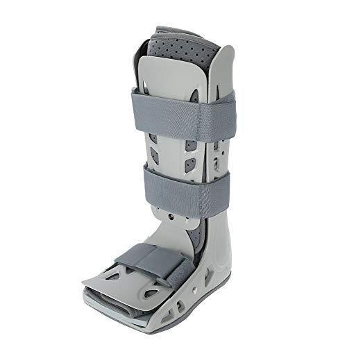 Knöchelschiene Kalbspange einstellbar, Bein Kompression Sehne Unterstützung Operation Knöchel Fraktur Behandlung Fix Schmerzlinderung und Muskelschwellung (M (41-43))