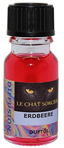 Duftöl von Le Chat Sorcier - Erdbeere (10ml) -