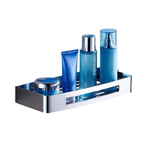Kitsch(™) Heavy Duty SS304 Kitchen/Bathroom 300mm (12″ Approx.) Multipurpose Straight Wall Shelf