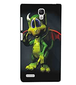 PRINTSWAG BAT HERO Designer Back Cover Case for XIAOMI REDMI NOTE PRIME