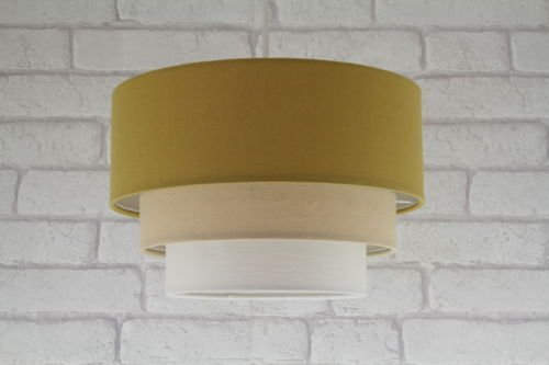 village-at-home-3-tier-pendant-lamp-ochre-42-w
