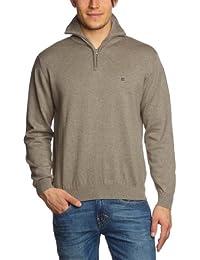 CASAMODA Herren Pullover Comfort Fit 004230/24