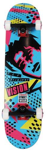 vision street wear SK8 V 31 LEGEND GONZ ORI BLUE blue