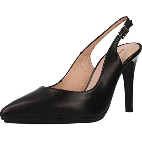 Zapatos TAC�n, Color Negro Negro, Marca �NGEL
