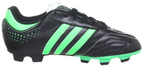 adidas Performance 11Questra TRX FG J Q23865 Jungen Fußballschuhe Schwarz (BLACK1/GRNZE)