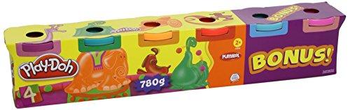Play-doh - pasta da modellare, 6 vasetti