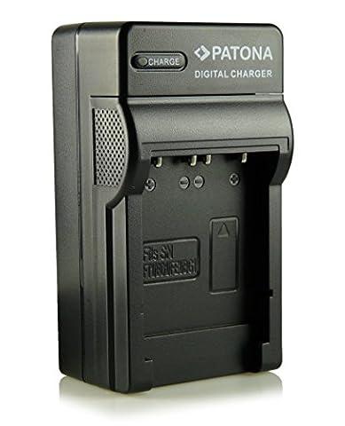 3in1 Ladegerät · 100% kompatibel mit NP-FR1 Akkus für Sony Cybershot DSC-F88   DSC-P100   DSC-P120   DSC-P150   DSC-P200   DSC-T30   DSC-T50   DSC-V3 und weitere…