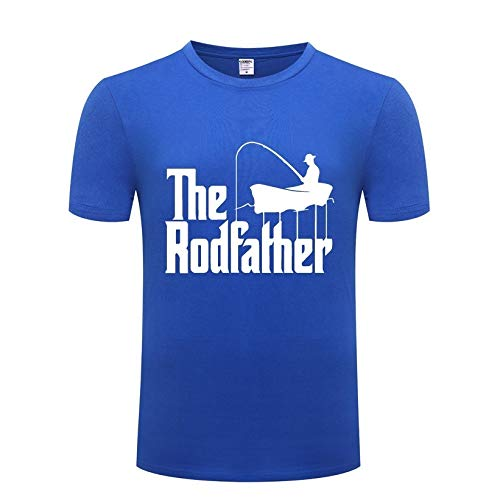 b330eecb4 Go Fishing Men's tee Shirts The Rod Father - Godfather Fishing Joke  Fisherman