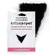 Kitty Carpet: Tupé reutilizable para pelvis, estilo Michael Jackson