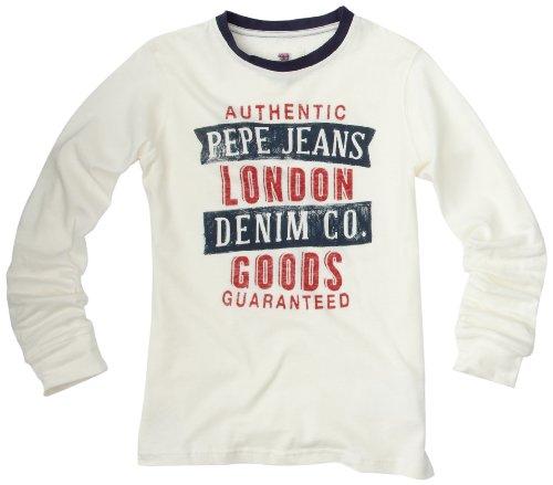 pepe-jeans-blurs-camiseta-de-manga-larga-para-nino-talla-6-talla-francesa-color-blanco-crudo-off-whi