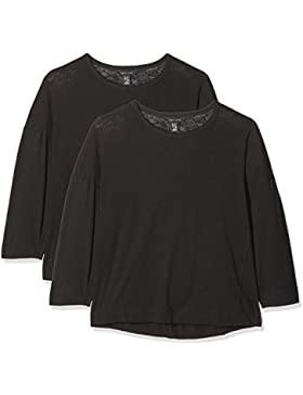 New Look 2Pack Relaxed Batwing, Conjunto de Chaqueta para Mujer