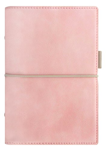 Filofax Domino Personal Soft Pale Pink