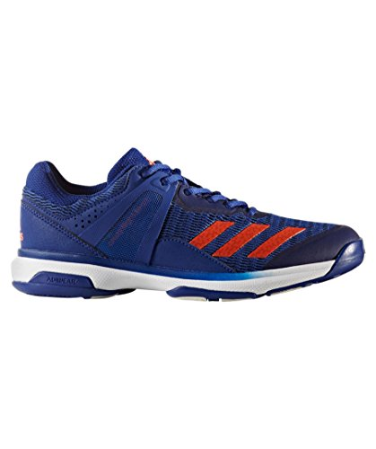 half off dcaf6 3669b 9. adidas BA9663, Damen Volleyballschuhe, Blau - Blau  (TinmisNarresAzumis) - Größe 42 EU