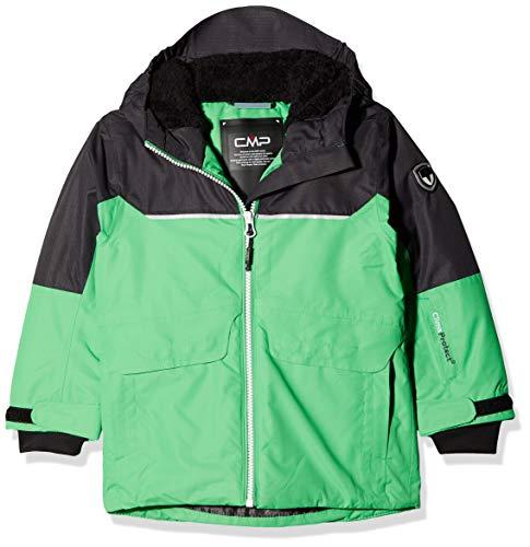 CMP Jungen Skijacke Jacke Green 98 | 08056381018181