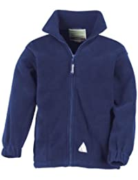 Result niños/jóvenes Active forro polar-chaqueta