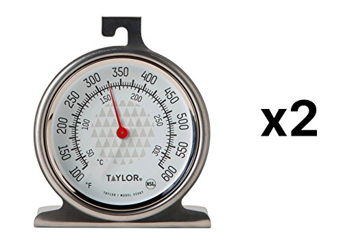 Taylor Precision Oven Dial Thermometer New 2.5