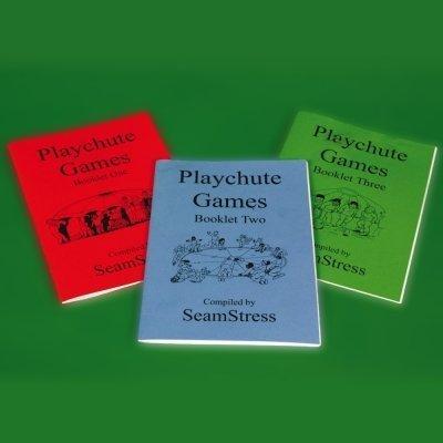 Paracadute General competenze progressione & sicurezza Tip Giochi Libretto (Opuscoli 1-3), 3, Taglia unica