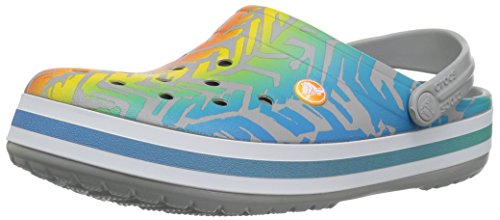 Crocs Unisex Adults' Crocband Graphic III Clog