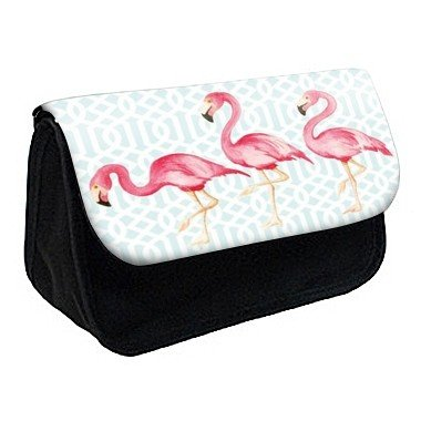 Youdesign - Trousse à Crayons/ Maquillage flamant rose - Ref: 252