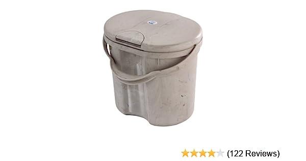 Rotho Babydesign 20002 0192 Windeleimer Natural Stone cappuccino