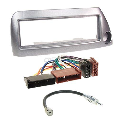 Baseline connect kit d'encastrement de radio ford ka (rBT) argent &aCV electronic adaptateur d'antenne avec adaptateur