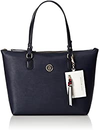 Tommy Hilfiger Love Tommy Medium Rev Zipped Tote, Cabas