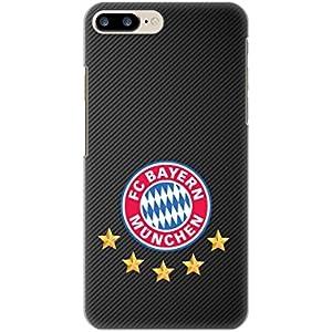 Case Cover Schutzhülle für iPhone 7, 7+, 6S, 6, 6S+, 6+, 5C, 5, 5S, 5SE, 4S, 4, Bayern München