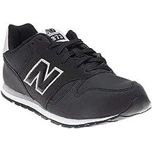 new balance bambino nero