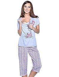 Mija Arts - Pijama Entero - para Mujer