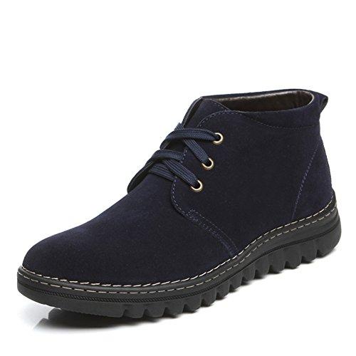Stivali da neve/In pelle impermeabile avvio a caldo/Ciao scarpe-A Lunghezza