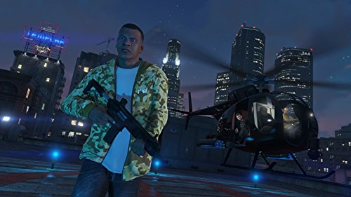 Grand Theft Auto V – [PlayStation 4] - 11