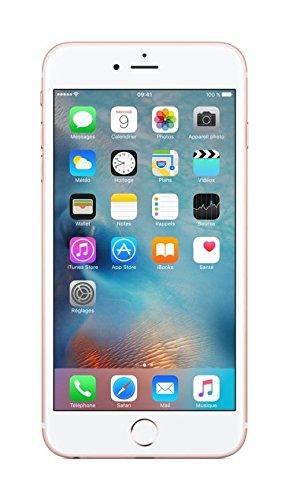 6s Plus mit Apple iPhone 4 g Smartphone UNLOCKED (5,5 Zoll) Display, 64GB, iOS 9), Pink-UK-Europa)