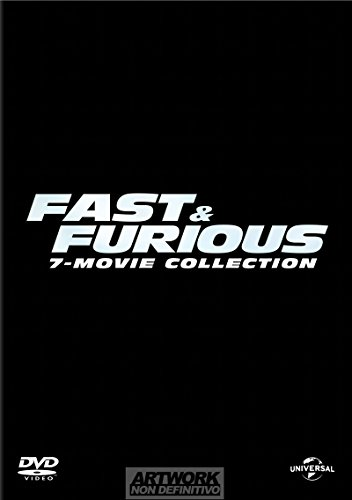 Fast And Furious 7 Movie Collection (Box 7 Dvd)