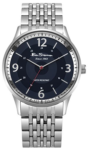 Ben Sherman Herren-Armbanduhr BS001USM