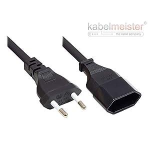 Basics Cable de alimentaci/ón de bobina enrollable de 10 metros y 4 enchufes Cable HDMI 2.0 de alta velocidad Aigostar 177430 Ethernet, 3D, v/ídeo 4K y ARC, 0,91/m, est/ándar m/ás reciente